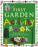 Cover of: First garden activity book