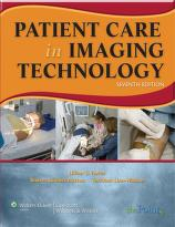 Cover of: Patient care in imaging technology