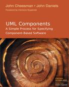 Cover of: UML components